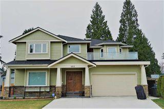 Main Photo: 955 BALBIRNIE Boulevard in Port Moody: Glenayre House for sale : MLS®# R2425226