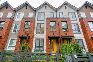 "Photo 1: 29 2380 RANGER Lane in Port Coquitlam: Riverwood Townhouse for sale in ""FREMONT INDIGO"" : MLS®# R2435423"