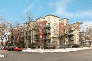 Main Photo: 210 10118 106 Avenue in Edmonton: Zone 08 Condo for sale : MLS®# E4187128