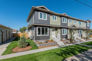 Photo 1:  in Edmonton: Zone 21 Townhouse for sale : MLS®# E4187286