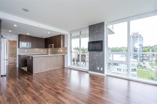 Photo 7: 1701 125 COLUMBIA Street in New Westminster: Downtown NW Condo for sale : MLS®# R2456392