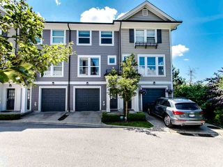 "Main Photo: 70 10415 DELSOM Crescent in Delta: Nordel Townhouse for sale in ""EQUINOX"" (N. Delta)  : MLS®# R2474945"