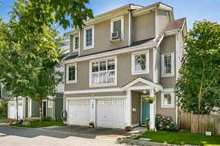 "Photo 1: 109 3000 RIVERBEND Drive in Coquitlam: Coquitlam East House for sale in ""RIVERBEND"" : MLS®# R2477473"