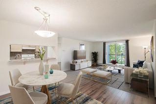 Main Photo: 204 2022 CANYON MEADOWS Drive SE in Calgary: Queensland Apartment for sale : MLS®# A1028195