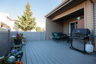 Photo 28: 1728 LAKEWOOD Road S in Edmonton: Zone 29 Townhouse for sale : MLS®# E4214059