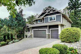 "Photo 1: 23805 132 Avenue in Maple Ridge: Silver Valley House for sale in ""Rockridge"" : MLS®# R2505574"