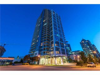 "Photo 1: 2304 4400 BUCHANAN Street in Burnaby: Brentwood Park Condo for sale in ""THE MOTIF"" (Burnaby North)  : MLS®# R2514106"