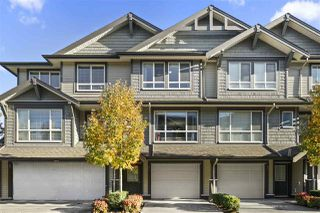 "Main Photo: 41 7848 170 Street in Surrey: Fleetwood Tynehead Townhouse for sale in ""Vantage"" : MLS®# R2516061"