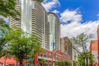 Photo 4: 1602 10152 104 Street in Edmonton: Zone 12 Condo for sale : MLS®# E4221480