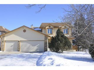 Photo 1: 35 Bramble Drive in WINNIPEG: Charleswood Residential for sale (South Winnipeg)  : MLS®# 1204287