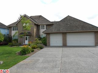 Photo 1: 9248 163RD Street in Surrey: Fleetwood Tynehead House for sale : MLS®# F1219352