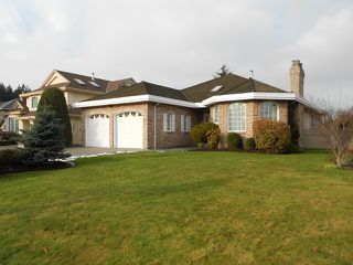 """Photo 1: 14895 24A Avenue in Surrey: Sunnyside Park Surrey House for sale in """"Sherbrook Estates"""" (South Surrey White Rock)  : MLS®# F1301065"""