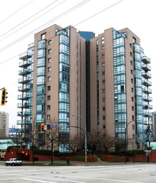 """Photo 24: # 402 - 98 10TH Street in New Westminster: Downtown NW Condo for sale in """"PLAZA POINTE"""" : MLS®# V1018924"""
