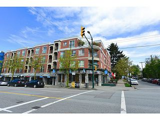 Photo 1: 203 1989 Dunbar Street in Vancouver: Kitsilano Condo for sale (Vancouver West)  : MLS®# V1059496