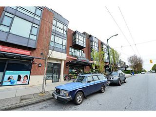 Photo 8: 203 1989 Dunbar Street in Vancouver: Kitsilano Condo for sale (Vancouver West)  : MLS®# V1059496