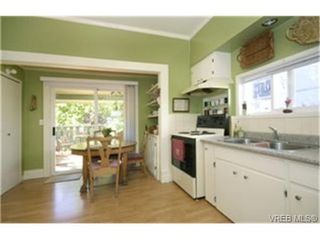 Photo 4: 1312 Stanley Avenue in VICTORIA: Vi Downtown Single Family Detached for sale (Victoria)  : MLS®# 238046
