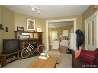 Photo 7: 1312 Stanley Avenue in VICTORIA: Vi Downtown Single Family Detached for sale (Victoria)  : MLS®# 238046