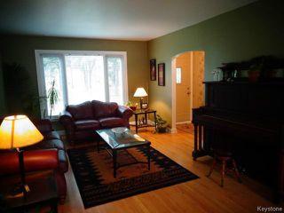 Photo 6: 369 Mandeville Street in WINNIPEG: St James Residential for sale (West Winnipeg)  : MLS®# 1417001