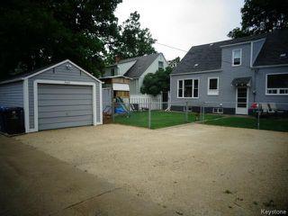 Photo 2: 369 Mandeville Street in WINNIPEG: St James Residential for sale (West Winnipeg)  : MLS®# 1417001