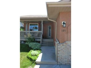 Photo 2: 181 WEST MCDOUGALL Road: Cochrane Residential Detached Single Family for sale : MLS®# C3628782
