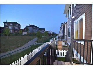 Photo 1: 106 300 MARINA Drive in : Chestermere Townhouse for sale : MLS®# C3632994