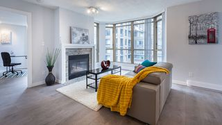 Photo 1: 805 867 Hamilton Street in : Downtown Condo for sale (Vancouver West)  : MLS®# V1084206