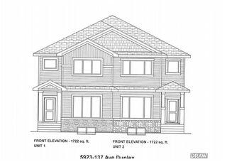 Photo 2: 5925 137 Avenue in Edmonton: Zone 02 House Half Duplex for sale : MLS®# E4176556