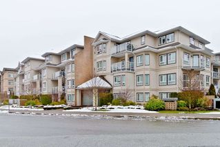 "Photo 1: 311 8142 120A Street in Surrey: Queen Mary Park Surrey Condo for sale in ""STERLING COURT"" : MLS®# R2434284"