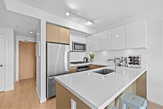 "Photo 9: 611 384 E 1ST Avenue in Vancouver: Strathcona Condo for sale in ""Canvas"" (Vancouver East)  : MLS®# R2486062"