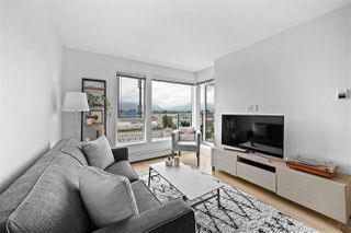 "Photo 4: 611 384 E 1ST Avenue in Vancouver: Strathcona Condo for sale in ""Canvas"" (Vancouver East)  : MLS®# R2486062"
