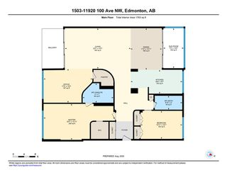 Photo 50: 1503 11920 100 Avenue in Edmonton: Zone 12 Condo for sale : MLS®# E4212459