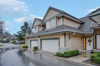 "Photo 1: 32 50 HETT CREEK Drive in Port Moody: Heritage Mountain Townhouse for sale in ""MOUNTAINSIDE"" : MLS®# R2519181"