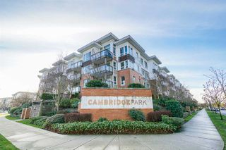 Photo 1: 230 9500 ODLIN Road in Richmond: West Cambie Condo for sale : MLS®# R2523655
