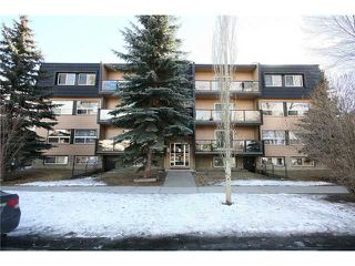 Main Photo: 404 1027 1 Avenue NW in CALGARY: Sunnyside Condo for sale (Calgary)  : MLS®# C3554178