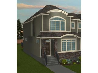 Main Photo: 2112 2 Avenue NW in CALGARY: West Hillhurst Residential Attached for sale (Calgary)  : MLS®# C3554623