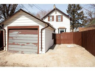 Photo 19: 182 Mighton Avenue in WINNIPEG: East Kildonan Residential for sale (North East Winnipeg)  : MLS®# 1306912