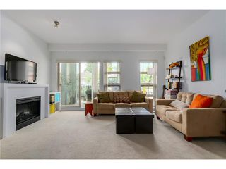 "Photo 1: 119 738 E 29TH Avenue in Vancouver: Fraser VE Condo for sale in ""CENTURY"" (Vancouver East)  : MLS®# V1074241"