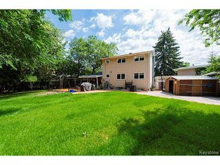 Photo 20: 5 McMurray Bay in WINNIPEG: St Vital Residential for sale (South East Winnipeg)  : MLS®# 1417818