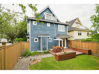 Photo 20: 2608 ST CATHERINES ST in Vancouver: Mount Pleasant VE Condo for sale (Vancouver East)  : MLS®# V1076517