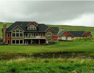 Main Photo:  in OKOTOKS: Rural Foothills M.D. Residential Detached Single Family for sale : MLS®# C3225481