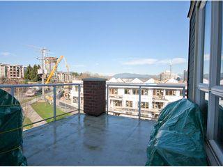 Photo 17: # 405 14 E ROYAL AV in New Westminster: Fraserview NW Condo for sale : MLS®# V1105870