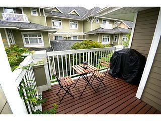 Photo 1: # 30 7388 MACPHERSON AV in Burnaby: Metrotown Condo for sale (Burnaby South)  : MLS®# V1125482