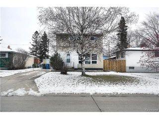 Photo 1: 258 Dussault Avenue in Winnipeg: Windsor Park Single Family Detached for sale (2G)  : MLS®# 1630256