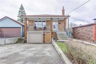 Main Photo: 91 Branstone Road in Toronto: Caledonia-Fairbank Freehold for sale (Toronto W03)  : MLS®# W3455705