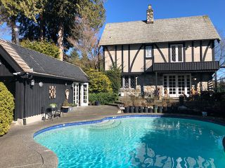 Main Photo: Mathers Avenue in West Vancouver: Ambleside House for rent