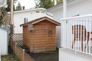 "Photo 9: 11 3931 198 Street in Langley: Brookswood Langley Manufactured Home for sale in ""BROOKSWOOD MOBILE HOME ESTATES"" : MLS®# R2421512"