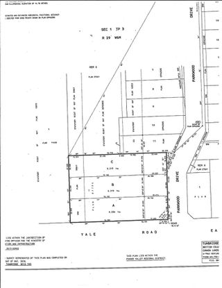 """Main Photo: 10081 PARKWOOD Drive in Rosedale: Rosedale Center Land for sale in """"WOODLAND HEIGHTS"""" : MLS®# R2422371"""