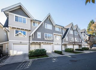 "Main Photo: 34 15871 85 Avenue in Surrey: Fleetwood Tynehead Townhouse for sale in ""Huckleberry"" : MLS®# R2422323"