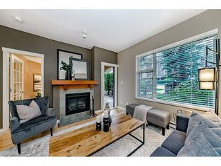 "Main Photo: 101 625 PARK Crescent in New Westminster: GlenBrooke North Condo for sale in ""The Westhaven"" : MLS®# R2423464"
