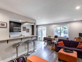 Main Photo: 9 1255 E 15TH Avenue in Vancouver: Mount Pleasant VE Townhouse for sale (Vancouver East)  : MLS®# R2452252